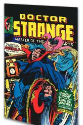 Dr. Strange Vs. Dracula: The Montesi Formula (Trade Paperback)