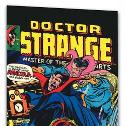 DR. STRANGE VS. DRACULA: THE MONTESI FORMULA COVER