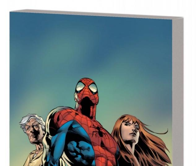 Amazing Spider-Man by JMS Ultimate Collection Book 4 (Trade Paperback)