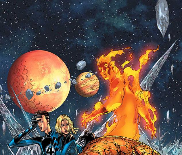 MARVEL ADVENTURES FANTASTIC FOUR #8