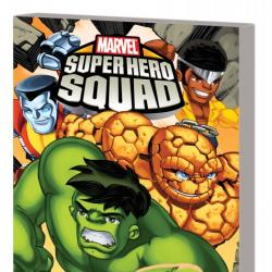 Super Hero Squad: Heroed Out (2010)