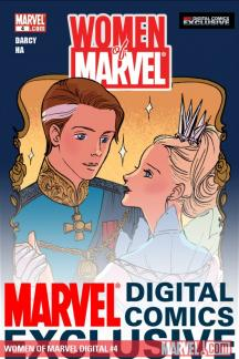 WOMEN OF MARVEL DIGITAL #4