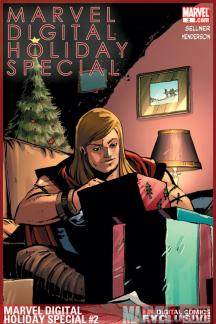 Marvel Digital Holiday Special (2010) #2