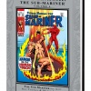 Marvel Masterworks: Sub-Mariner Vol. 4 HC
