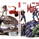 The Marvel Art of Mike Deodato cover by Mike Deodato