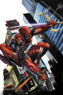 Deadpool (2008) #45 (Mc 50th Anniversary Variant)