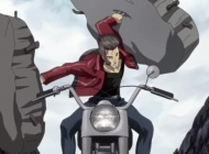 Wolverine Anime Episode 8 - Clip 1