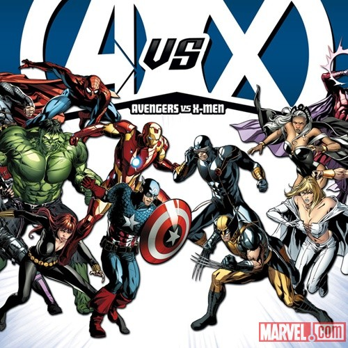 Avengers VS X-Men Launch Parties