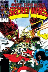 Secret Wars #9 