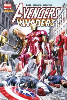 Avengers/Invaders (2008) #2 (PERKINS VARIANT)