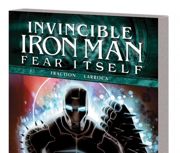 FEAR ITSELF: INVINCIBLE IRON MAN TPB