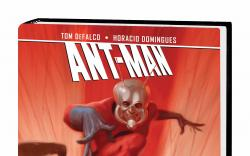 ANT-MAN: SEASON ONE PREMIERE HC (WITH DIGITAL CODE)