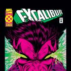 Excalibur (1988) #84 Cover