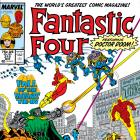 Fantastic Four (1961) #312 Cover