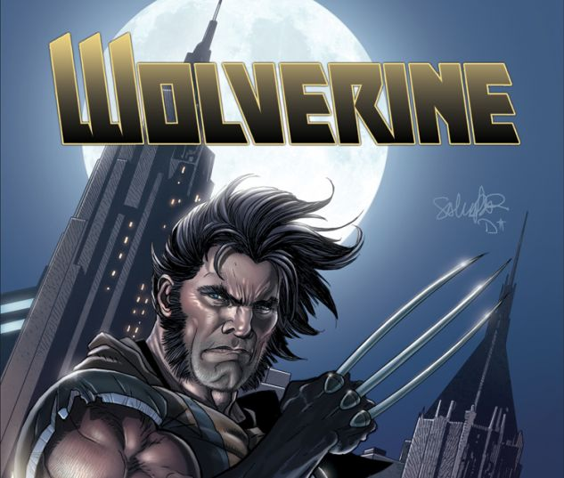 WOLVERINE 4 LARROCA VARIANT (NOW, 1 FOR 50, WITH DIGITAL CODE)