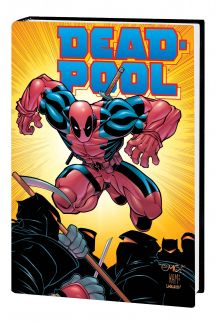 Deadpool by Joe Kelly (Hardcover)