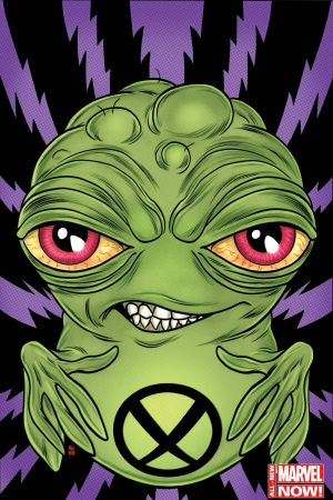 All-New Doop #1 cover by Mike Allred