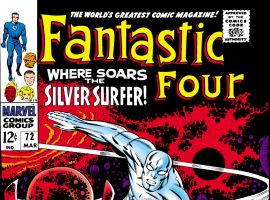 Fantastic Four (1961) #72 Cover