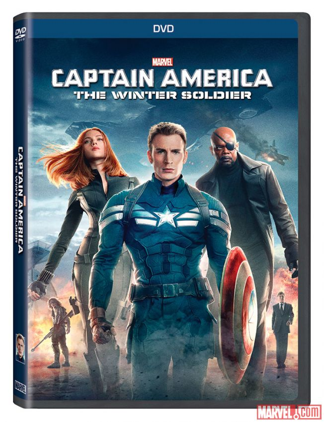 Marvel's Captain America: The Captain America The Winter Soldier Captain America Movies 652x850 Movie-index.com