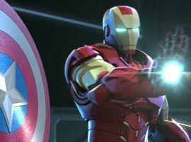 Marvel's Iron Man & Captain America: Heroes United 7 new images master