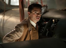 Dominic Cooper as Howard Stark in Marvel's Captain America: The First Avenger