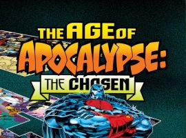 Age of Apocalypse: The Chosen (1995) #1 Cover