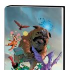 LOCKJAW AND THE PET AVENGERS HC