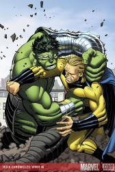 Hulk Chronicles: Wwh #6