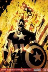 Captain America Theater of War: America First! #1