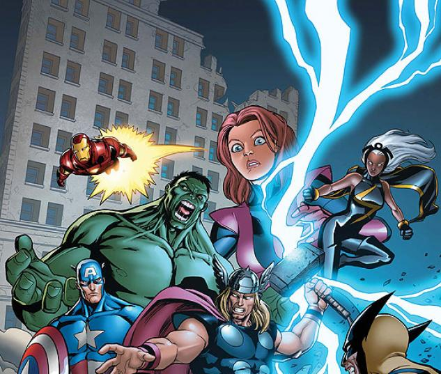 MARVEL ADVENTURES THE AVENGERS #31