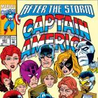CAPTAIN AMERICA #401 COVER