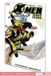 X-Men: First Class - Tomorrow's Brightest (Trade Paperback)