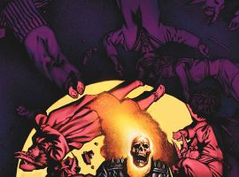 GHOST RIDER (2008) #4 COVER