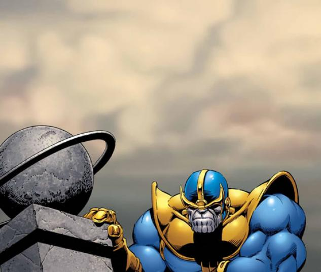THANOS (2006) #7 COVER