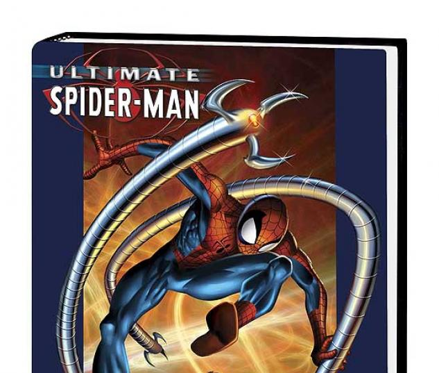 ULTIMATE SPIDER-MAN VOL. 5 COVER