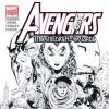 AVENGERS: THE CHILDREN'S CRUSADE #1 sketch variant cover by Jim Cheung