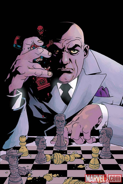Kingpin by Eduardo Risso