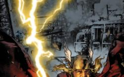 THOR: FIRST THUNDER #3 cover by Jay Anacleto