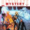 ULTIMATE COMICS MYSTERY #4 cover by Humberto Ramos