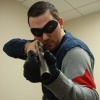 Will Corona Pilgrim as Winter Soldier