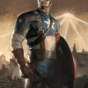 Captain America by Gerard Parel
