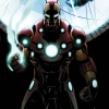 Iron Man by Salvador Larroca