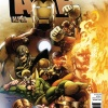 Iron Age: Alpha (2010) #1, Segovia Variant