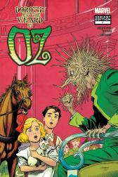 Dorothy & the Wizard in Oz #1  (Shanower Variant)