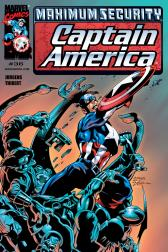 Captain America #36 