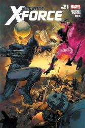 Uncanny X-Force #21