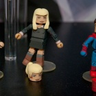 Spider-Man, Gwen Stacy, and Norman Osborn Minimates from Diamond Select Toys