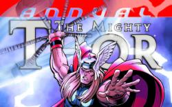 THE MIGHTY THOR ANNUAL 1 ADAMS VARIANT (1 FOR 50, WITH DIGITAL CODE)