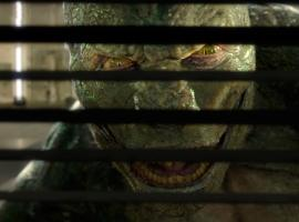 Rhys Ifans as Lizard/Dr. Curt Connors in The Amazing Spider-Man