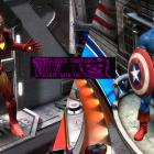 Iron Man and Captain America face off in Marvel Pinball: Civil War